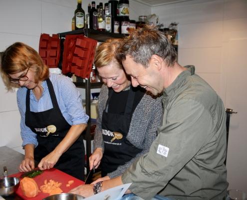 Kookworkshop kookclinic Tilburg