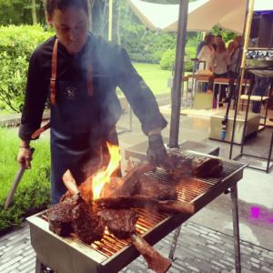luxe barbecue Den Bosch