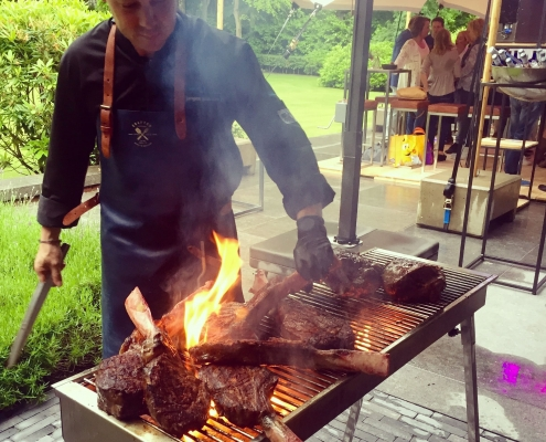 luxe barbecue