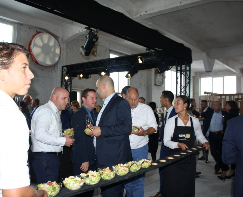 Catering bedrijfsfeest borrel