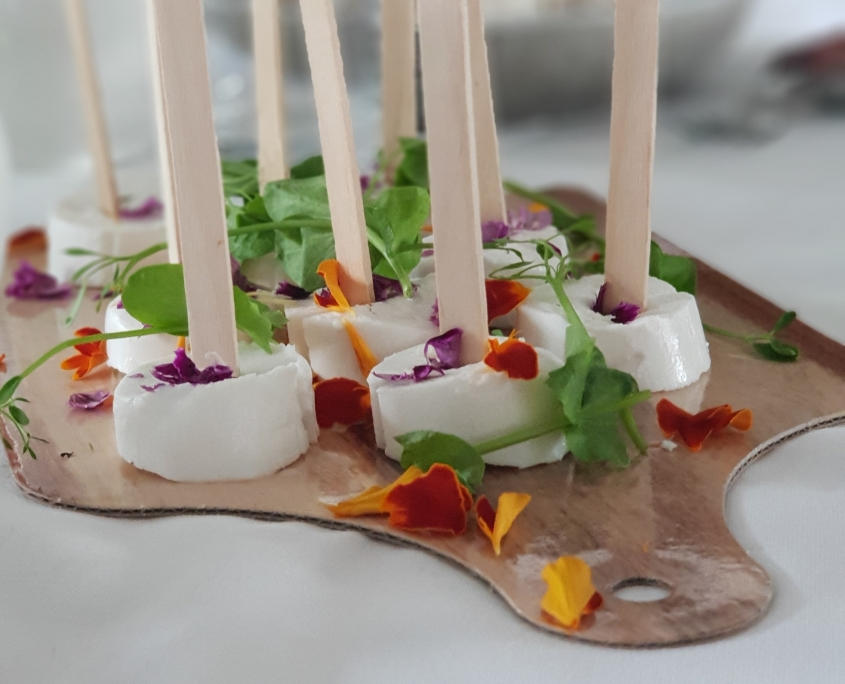 Catering foodstyling