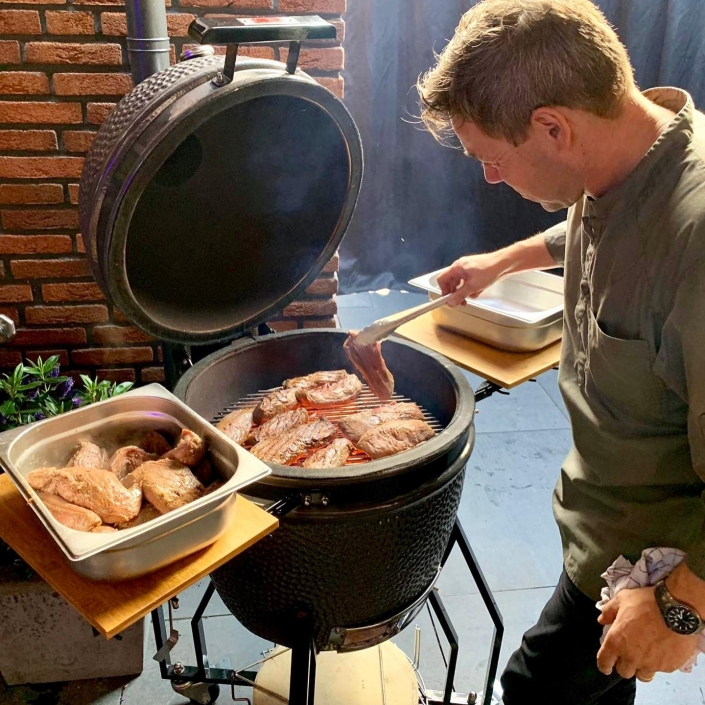 Barbecue catering Oisterwijk