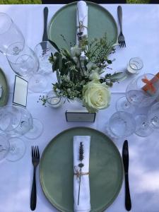 diner huwelijk Oisterwijk