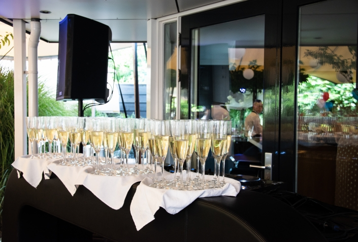 catering tuinfeest Oisterwijk