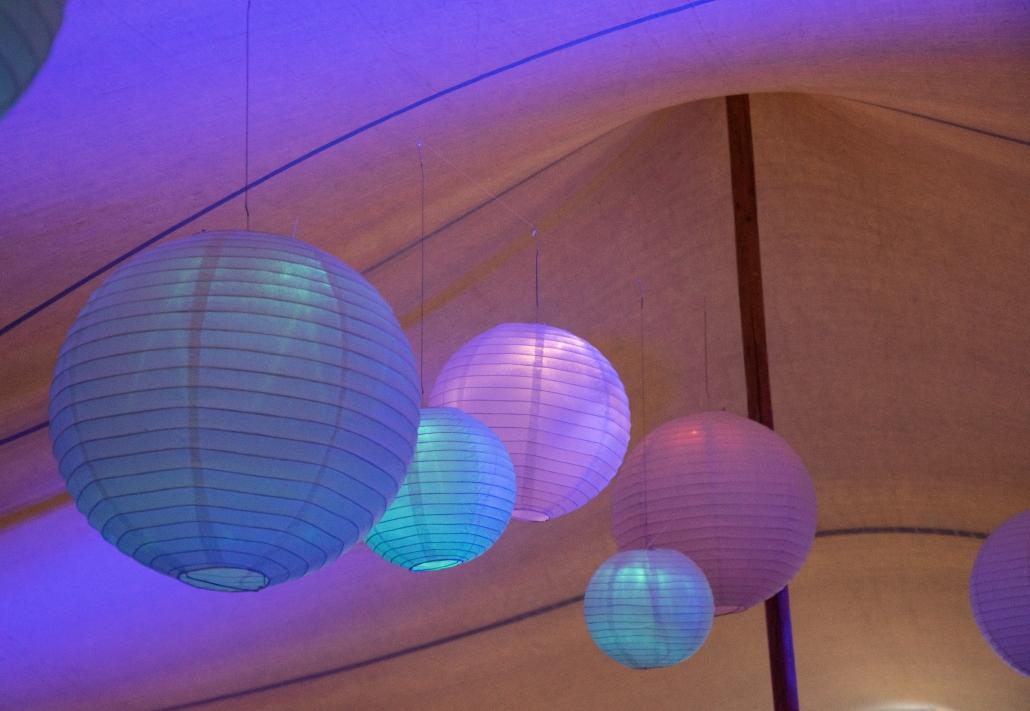 Lampionnen tuinfeest Oisterwijk