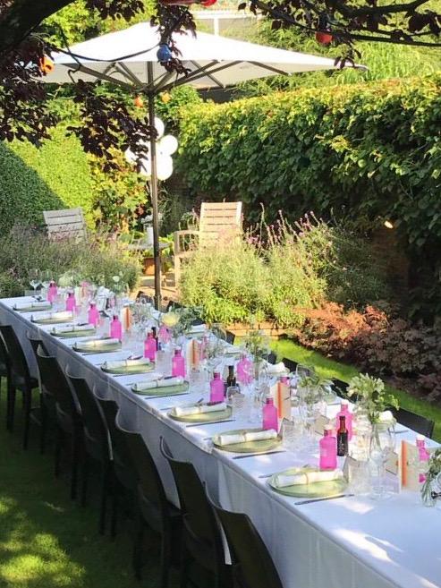 Diner bruiloft Oisterwijk
