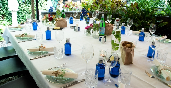 Tuinfeest catering